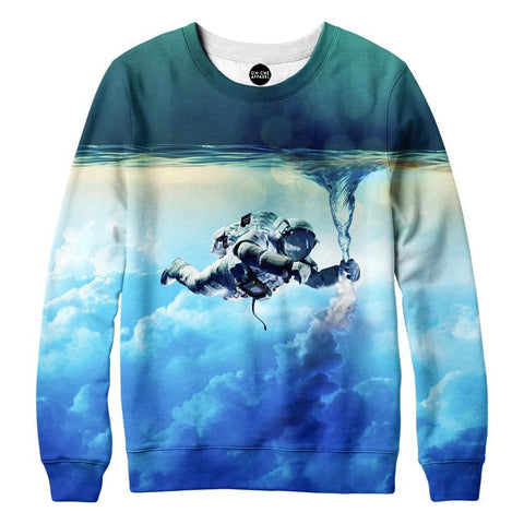 Astronaut Force Sweatshirt
