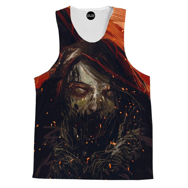Blood Thirsty Zombie Tank Top
