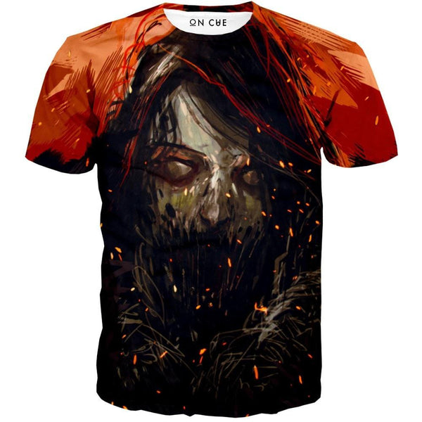 Blood Thirsty Zombie T-Shirt