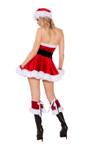 Santa Cutie Dress