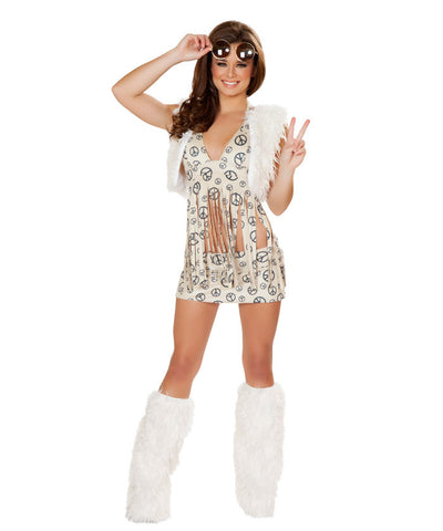 Hippie Babe Costume