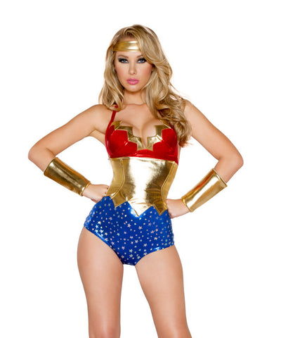 Sexy American Woman Costume