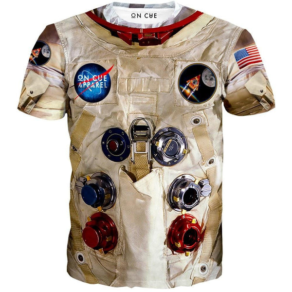 Astronaut Suit T-Shirt