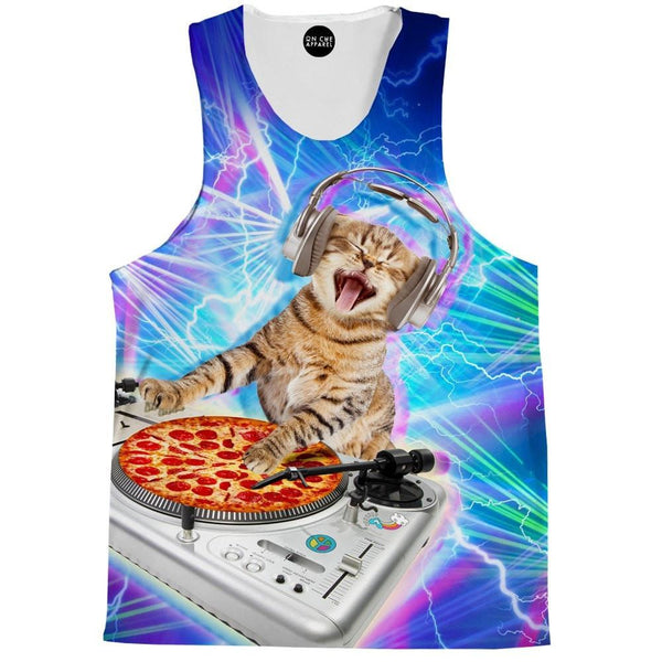 DJ Paws Tank Top