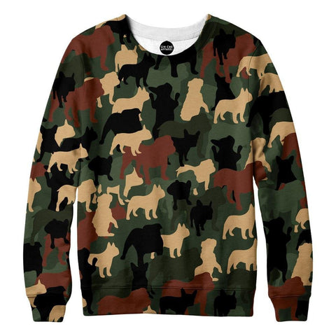 Dog O Flage Sweatshirt