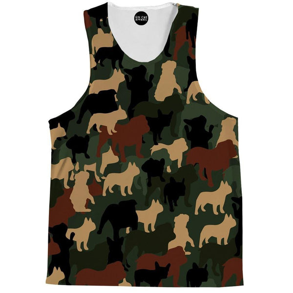 Dog O Flage Tank Top
