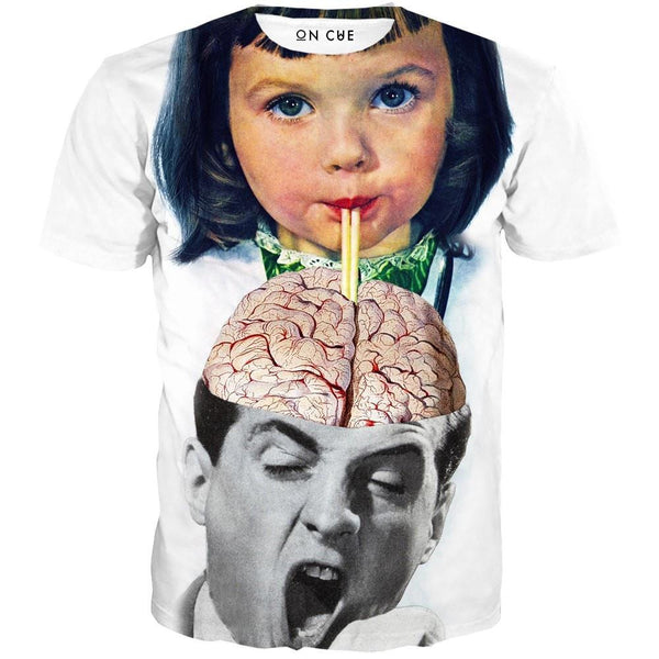 Drinking Brains T-Shirt