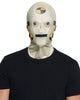 Crash Test Dummy Mask