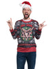 Hail Santa Long Sleeves T-Shirt