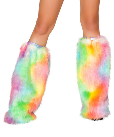 Rainbow Sherbet Light-Up Fluffies