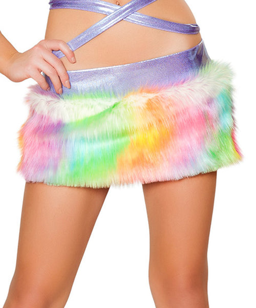 Rainbow Sherbet Light-Up Skirt