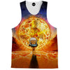 Fearless Kitty Tank Top