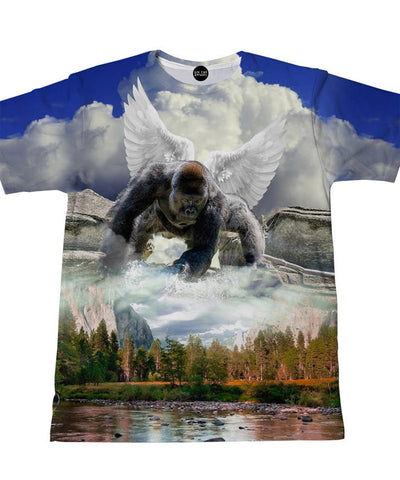 Harambe Watch Over Us T-Shirt