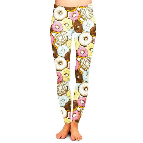Donuts Leggings