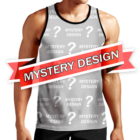 Mystery Design Tank Top