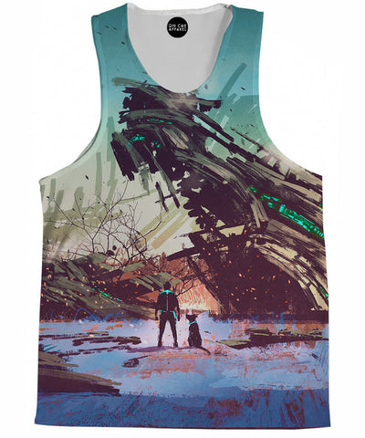 No Escape Tank Top