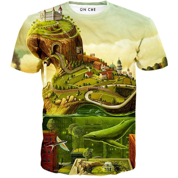 Octopus City T-Shirt
