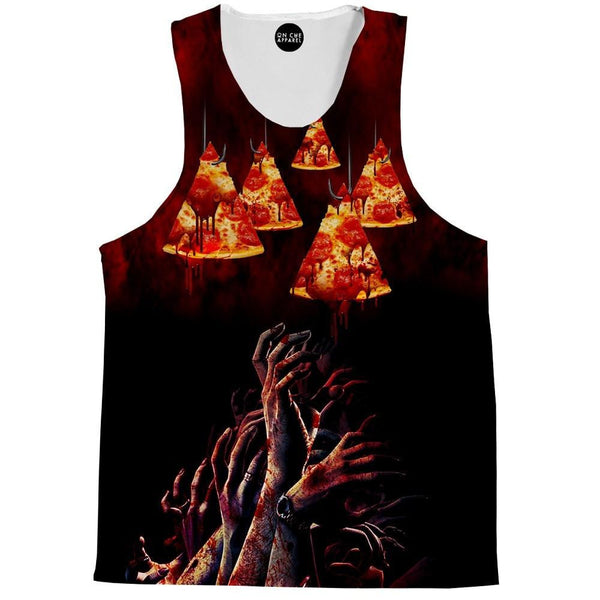 Pizza Hook Tank Top