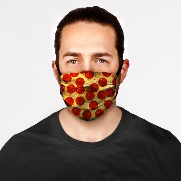 Pizza Mask