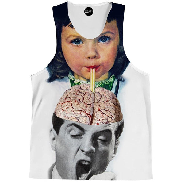 Drinking Brains Tank Top