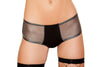 Sheer Two Tones Shorts