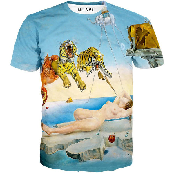 Dream Caused By The Flight Of A Bee T-Shirt