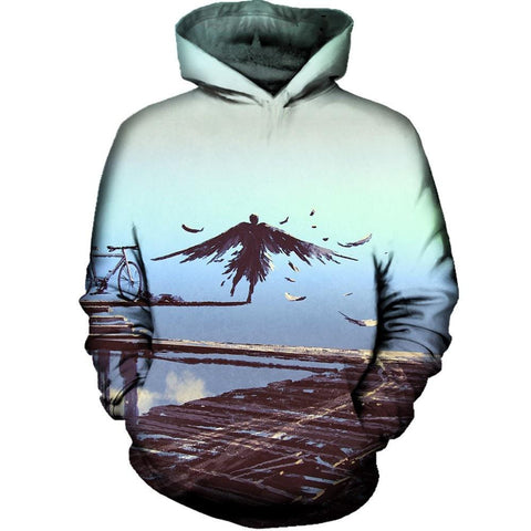 Taking Flight Hoodie