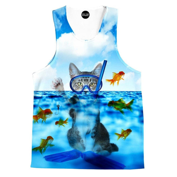 Fish Hunter Tank Top