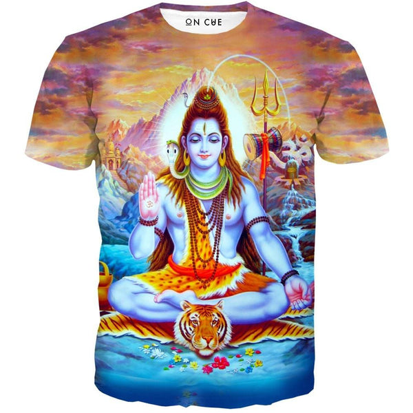 Great Shiva T-Shirt