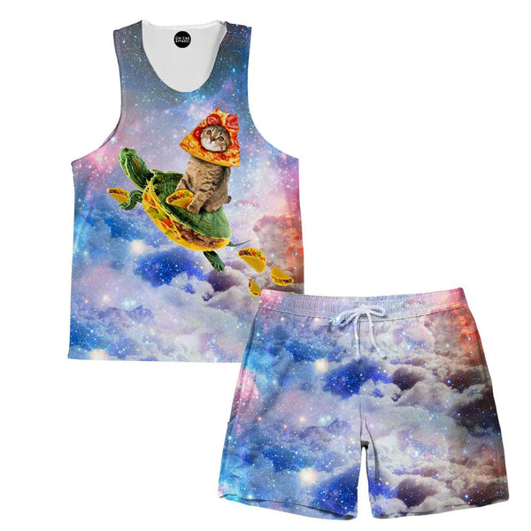Turtle Taco Tank And Shorts Rave Outfit