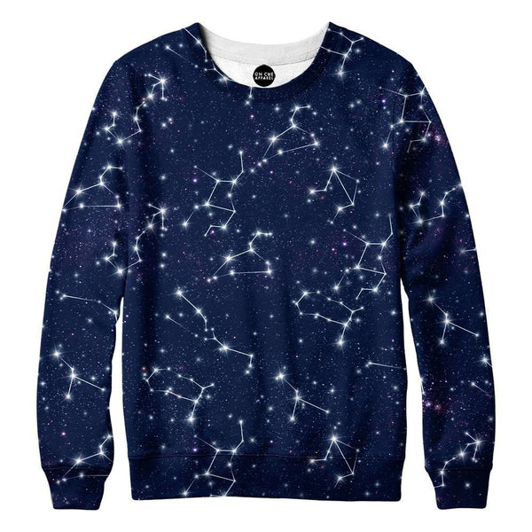 Zodiac Constellation Sweatshirt