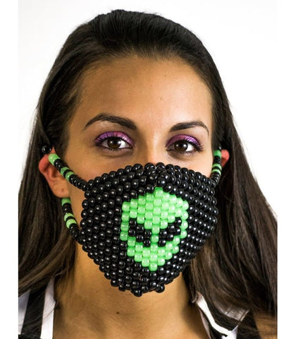 Alien Mask *Glow In The Dark*