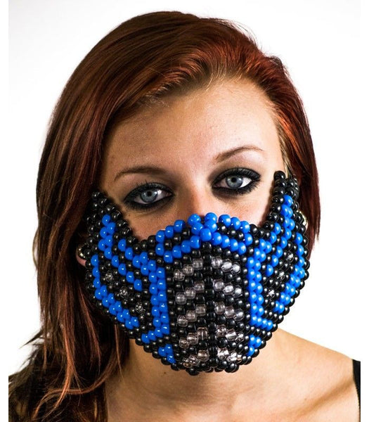 Blue Sub Zero V.2 Full Size Mask