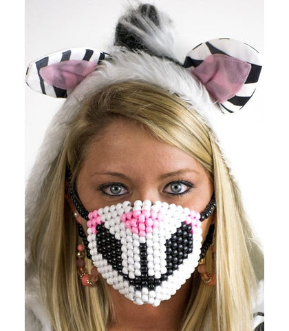 Cute Bunny Mask
