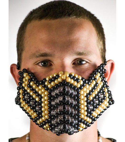 Gold Sub Zero V.2 Full Size Mask