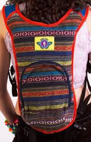 Hippie Trip Hydration Backpack