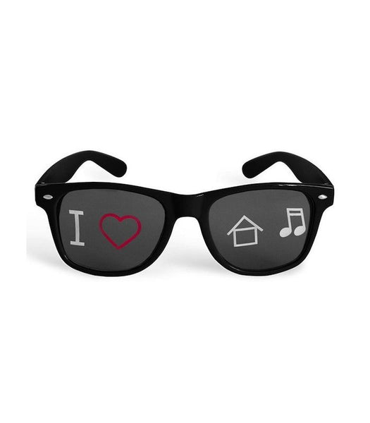 I Love House Music Wayfarers