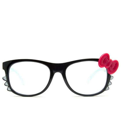 Kitty Diffraction Glasses by GloFX