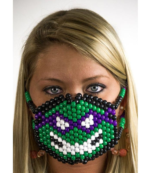 Purple TMNT Mask