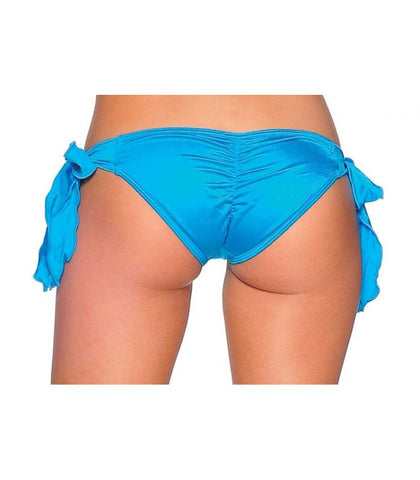 Ribbon Tie Side Shorts