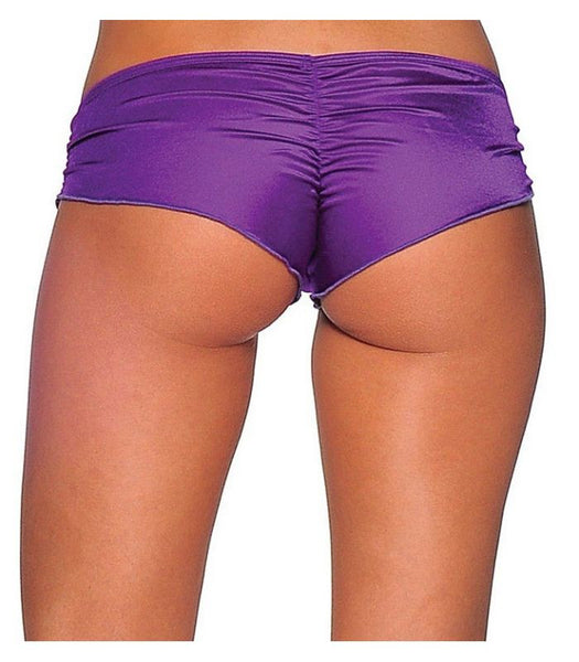 Scrunch Back Shorts