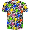 Colorful Fidget Spinner T-Shirt