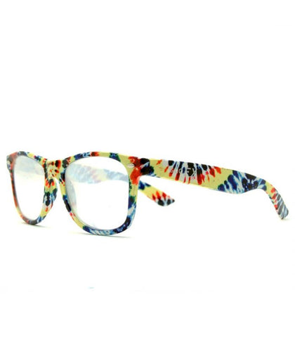Tie-Dye Diffraction Glasses *Limited Edition*