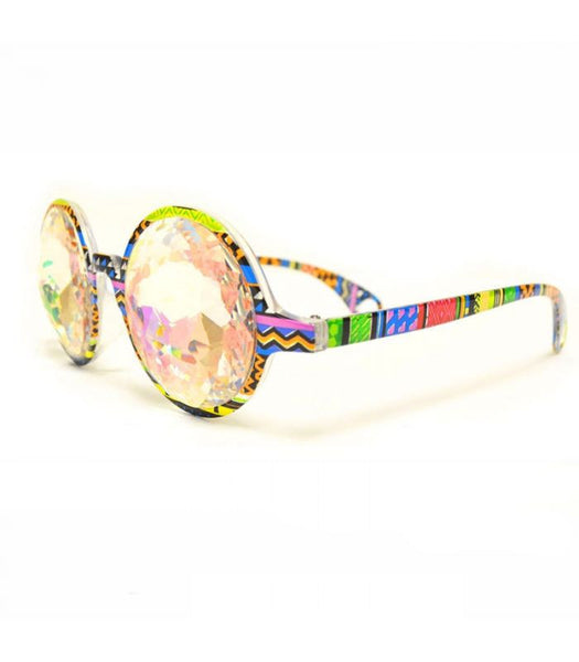 Tribal Kaleidoscope Glasses