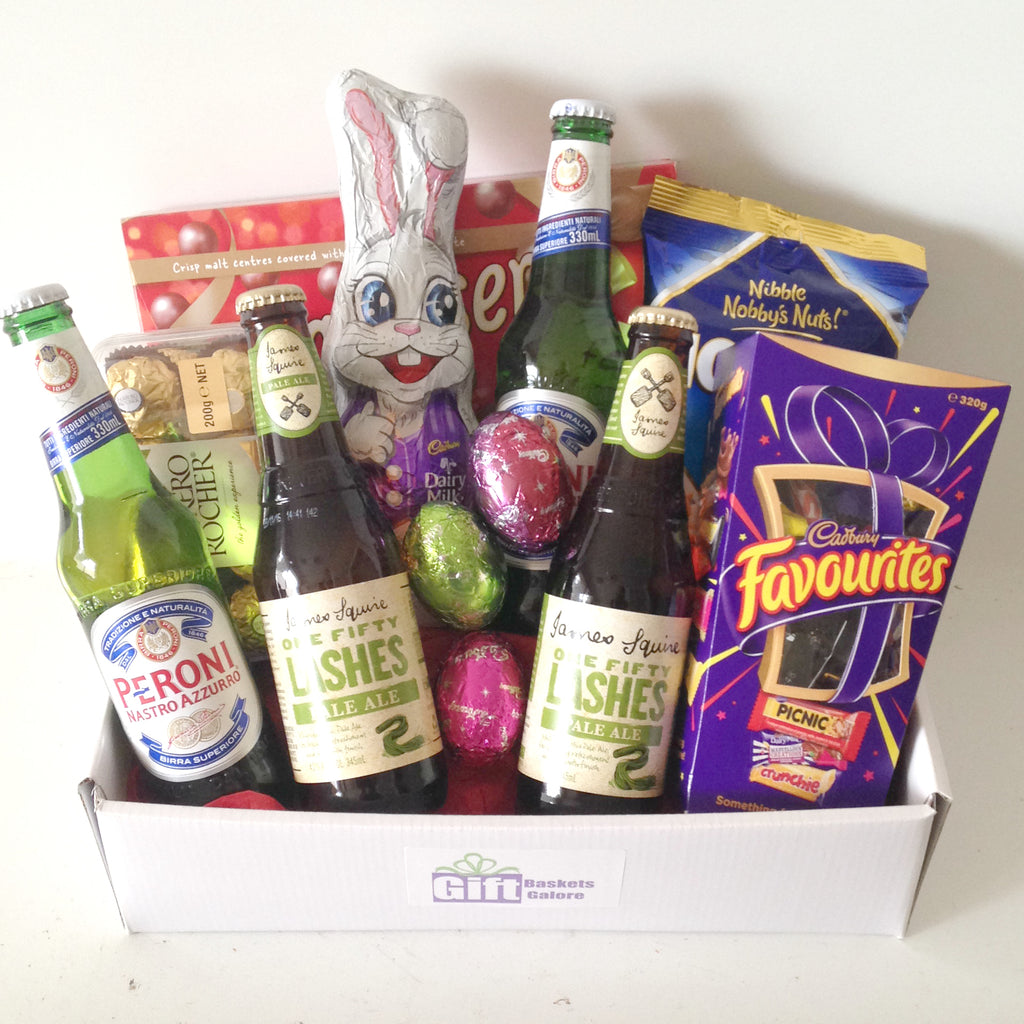 Gift baskets perth gift baskets galore perth wa men crates australia gift baskets perth have a beery nice easter negle Choice Image