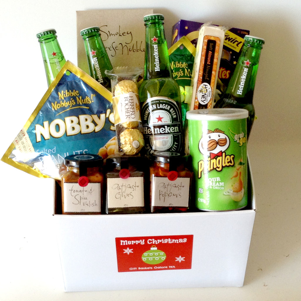 Antipasto Christmas Beer Box