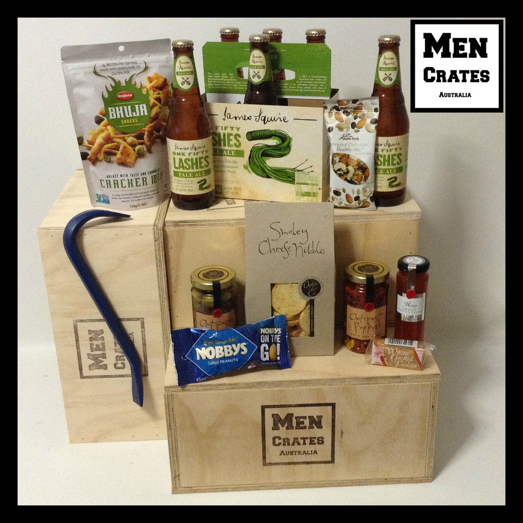 Antipasto Beer Crate