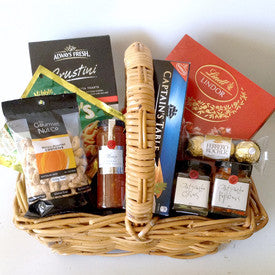 Antipasto Delight Gift Basket