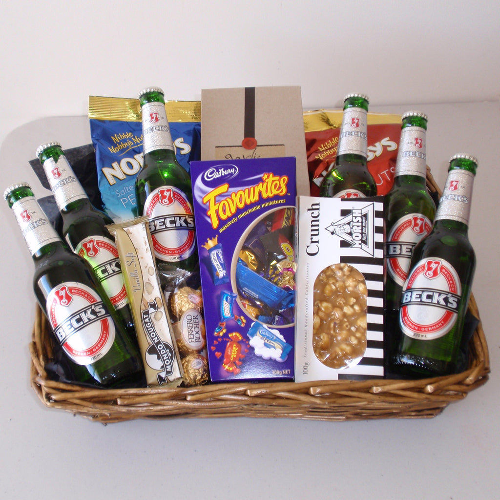Beer Favourites Gift Basket