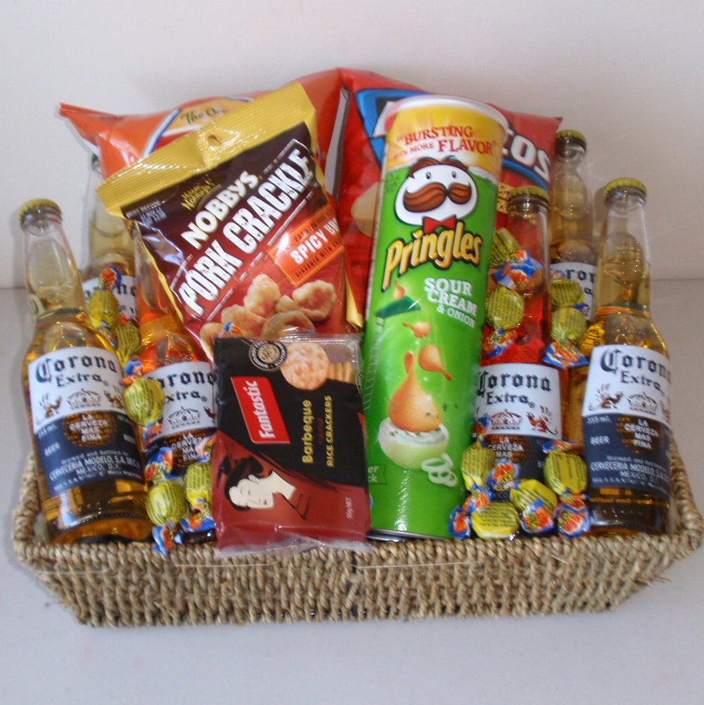 Valentines hampers perth valentines day gifts valentines beer junkie gift basket negle Images